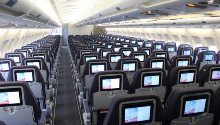 Airbus a330 300 plane sense aviation for Interieur airbus a340 600