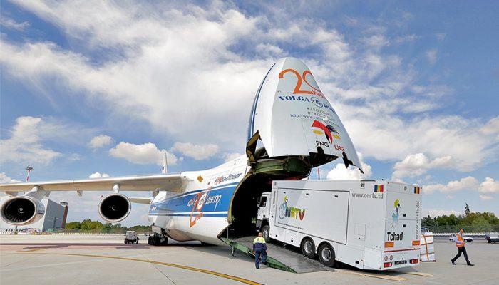 Antonov An-124 - Plane Sense Aviation